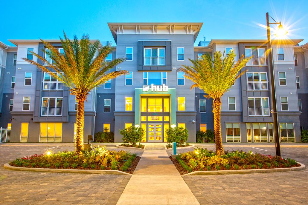Hub @ Orlando - Mark Portrait Construction