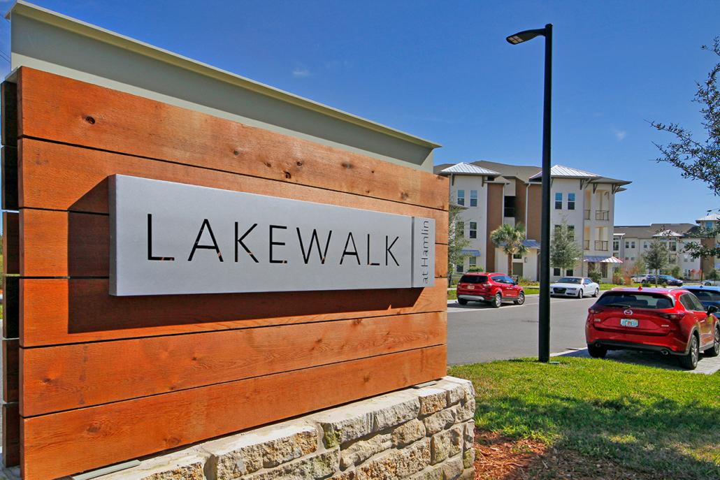Lakewalk at Hamlin - Mark Portrait Construction